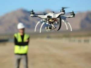 Drones para agronegocios
