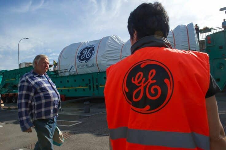 General Electric contratando em macaé para área Técnica