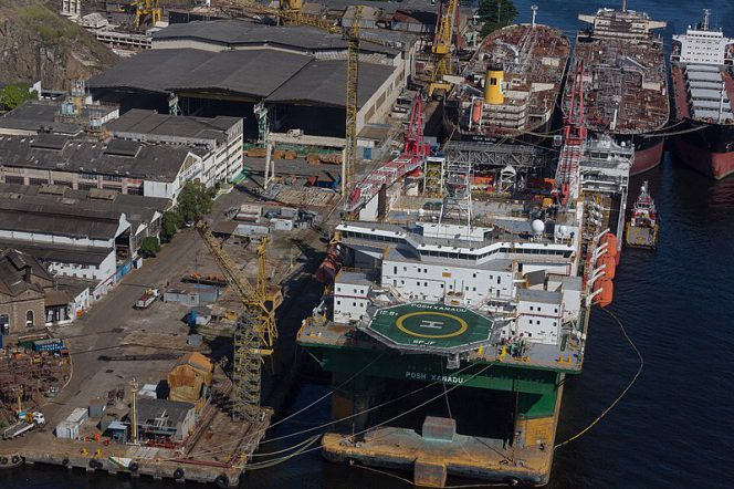 Petrobras fecha contrato com a POSH para atividades na Bacia de Campos