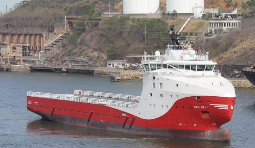 Brasil contrato PSV Siem offshore