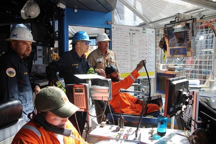 Excelente oportunidade para profissionais offshore da área técnica