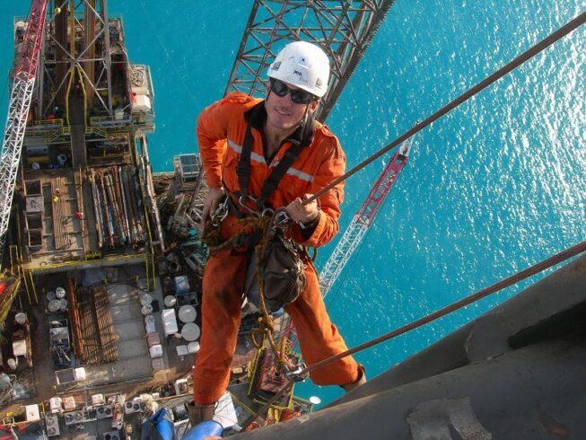 Interessados em Vaga offshore para embarque imediato