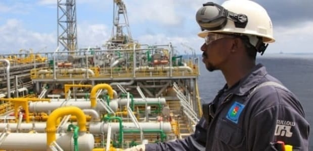 angola offshore vagas