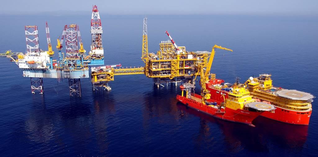 empregos marítimos barco plataforma de petróleo