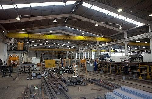 Estrutura metalica vagas técnicos ajudante
