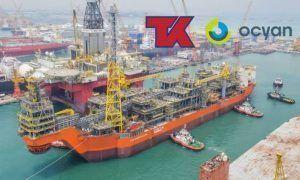 Ocyan Teekay offshore Brasil