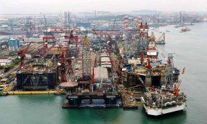 empregos plataformas offshore