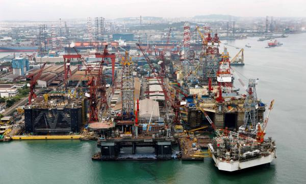 Queda de empregos offshore também no exterior: UK registra queda de 14% em 2017