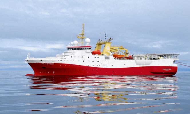 Shearwater GeoServices Schlumberger