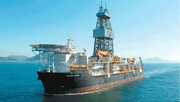 Petrobras 10000 sonda