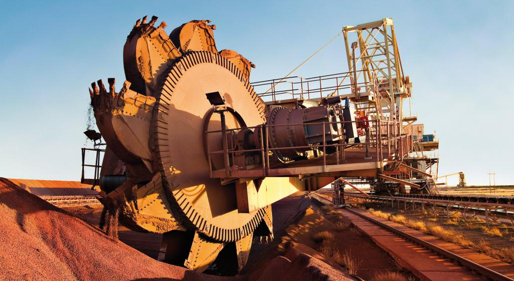 obras mineração minas gerais ouro