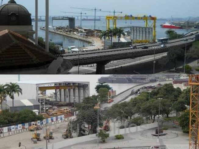 ponte rio niteroi vagas obras linha vermelho ecoponte empregos