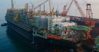Empresa de hotelaria marítima fecha mais um contrato com a Petrobras