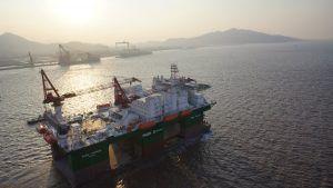 Petrobras contrata sonda hospedagem da POCH para atuar no Brasil