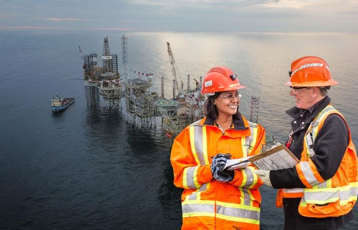 Sua chance de visitar uma plataforma offshore totalmente de graça chegou!