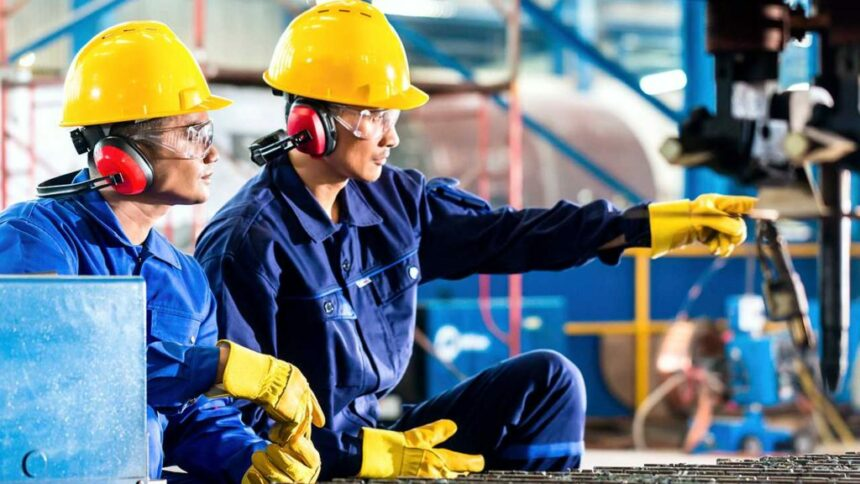 trabalhador recursos humanos vagas industria