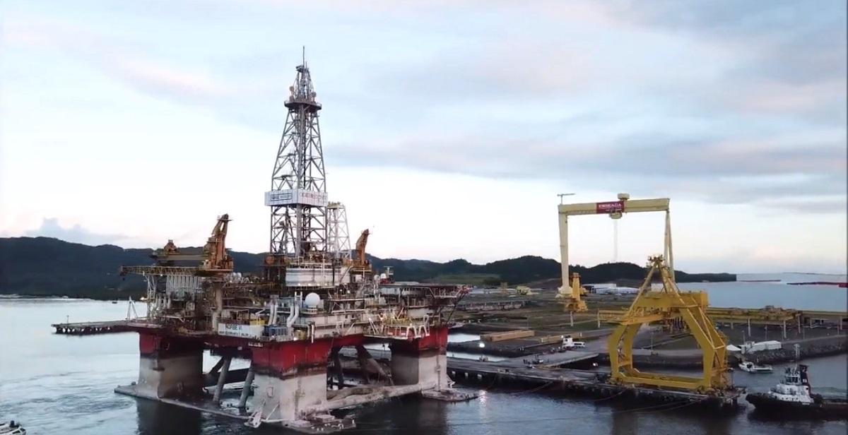 offshre estaleiro industria naval enseada ocyan