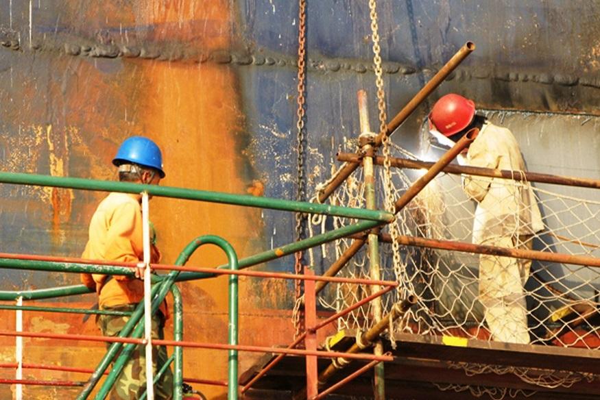 Processo seletivo para Montadores com experiência Offshore