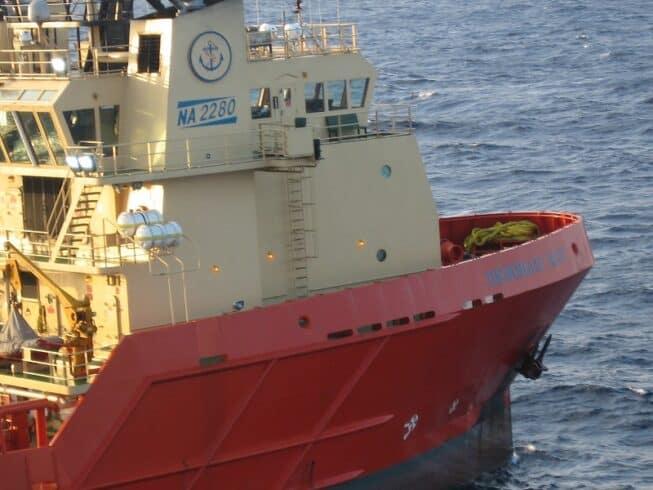 Empresa marítima contratando Técnico para serviços offshore