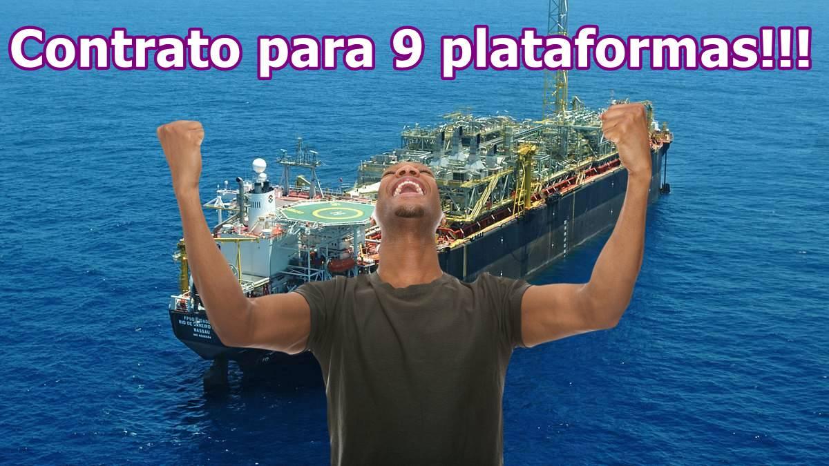 Aker Solutions ganha o maior contrato de serviços com a Petrobras no Brasil