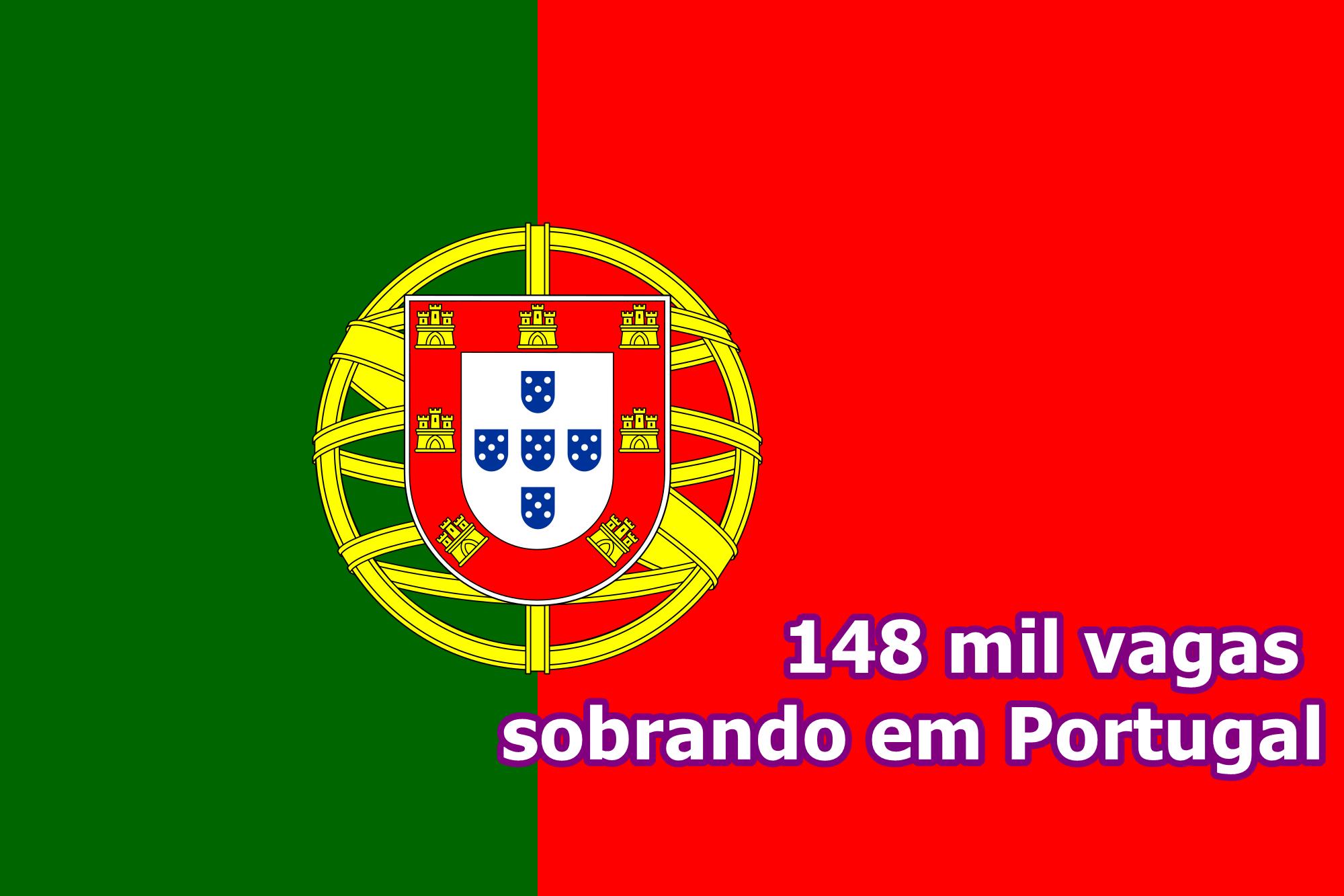 Portugal emprego Brasil