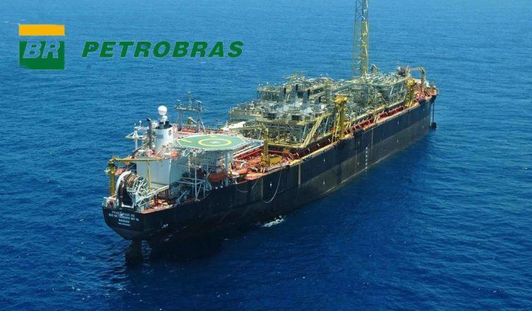 Produção Petrobras fpso agosto 2018
