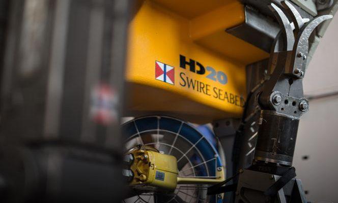 Swire Seabed fornecerá serviços submarinos para a Wintershall