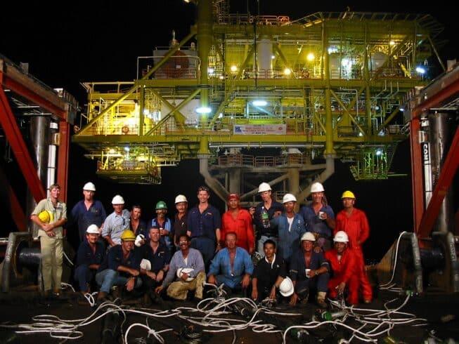Empresa offshore com oportunidade de trabalho em Macaé