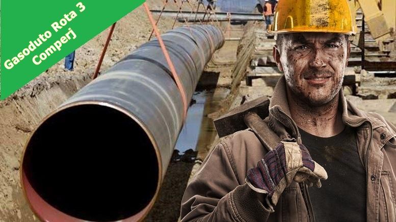gasoduto rota 3 Comperj liberadas anp