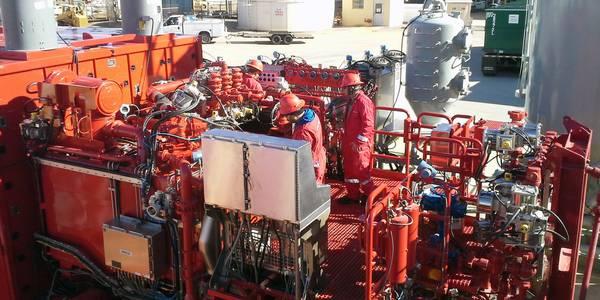 Profissional técnico Offshore na Halliburton Macaé hoje