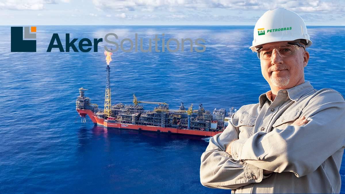Aker ganha contrato Petrobras no maior campo de pré-sal do Brasil