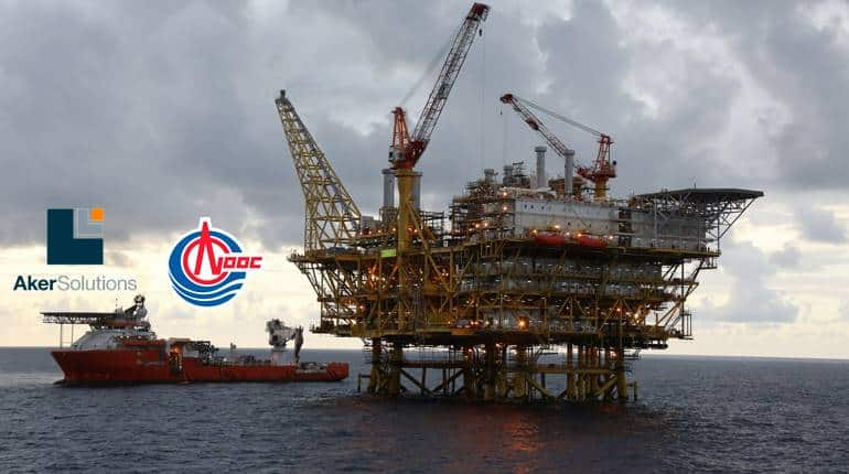 Aker Solutions ganha grande contrato subsea da chinesaCNOOC