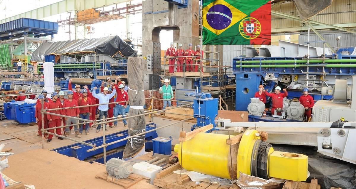 Recursos Humanos de Portugal convoca brasileiros para grande processo seletivo industrial