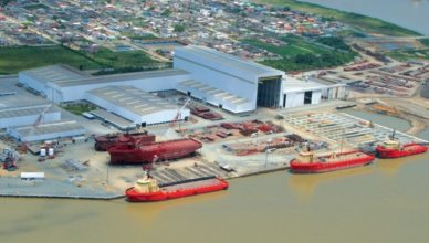 Estaleiro Navegantes Santa Catarina