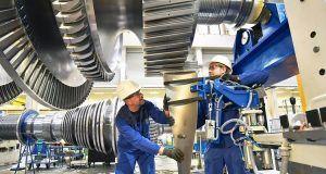 GE ganha contrato de usina