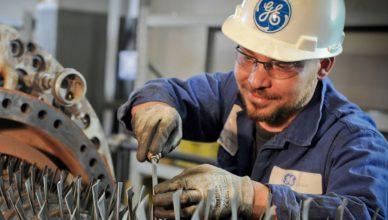 Vagas GE empregos General Electric