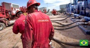 Halliburton vagas offshore Brasil