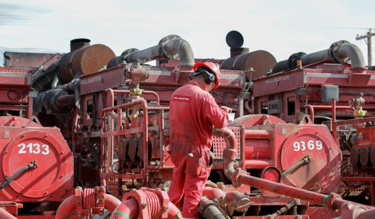 Halliburton vagas Brasil méxico chile