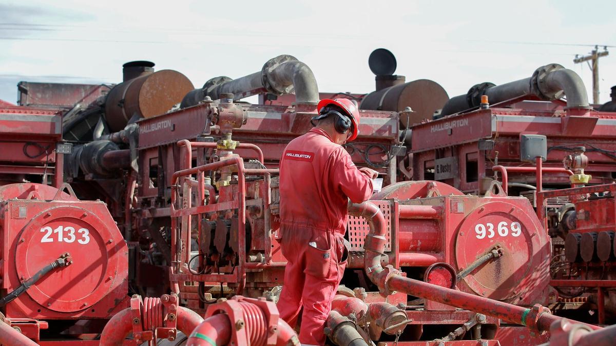Halliburton divulgou muitas oportunidades a menos de 24 horas