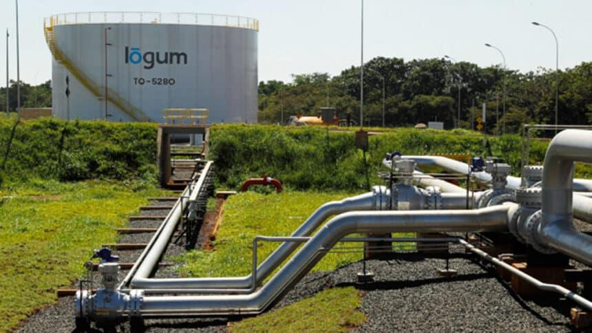 Logum Petrobras Odebrecht
