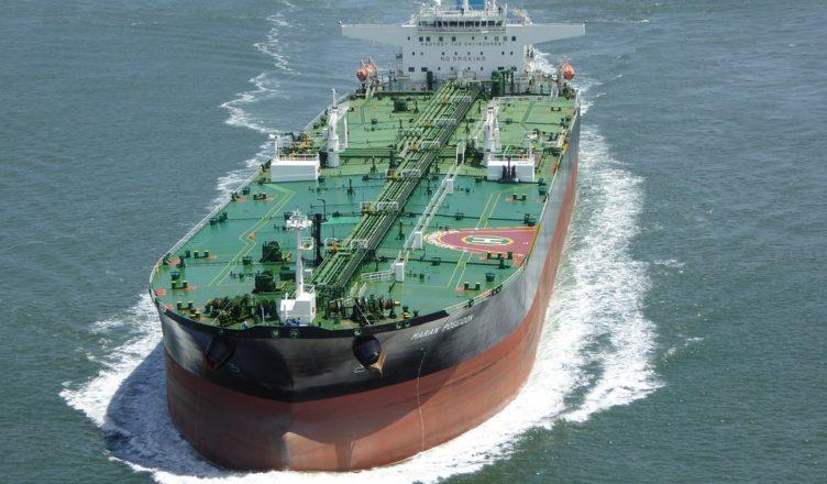 Navio Tanque