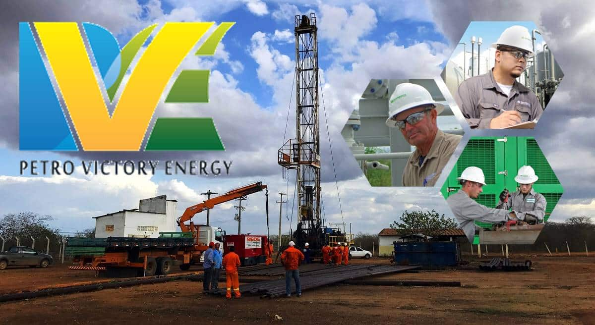 Petro-Victory Energy Corp Brasil