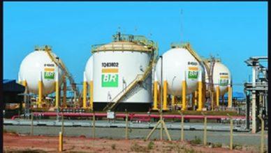 Petrobras venda poços terrestres
