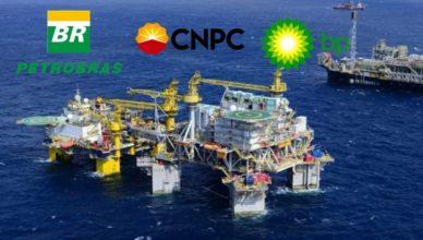 Petrobras, BP Energy e CNPC Peroba pre-sal