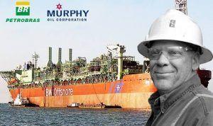 Petrobras Murphy Oil petróleo golfo
