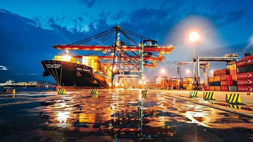 Muitas oportunidades no Espirito Santo com a construção de porto e ferrovia