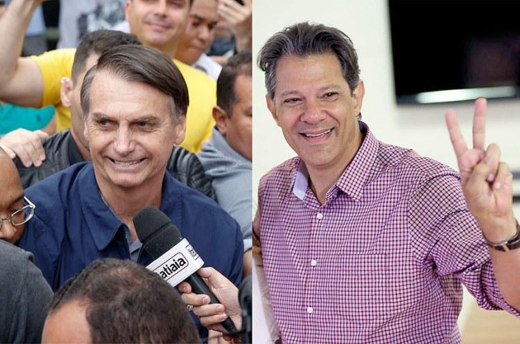 Saibam quais são os projetos de energia de Jair Bolsonaro e Fernando Haddad no 2º turno
