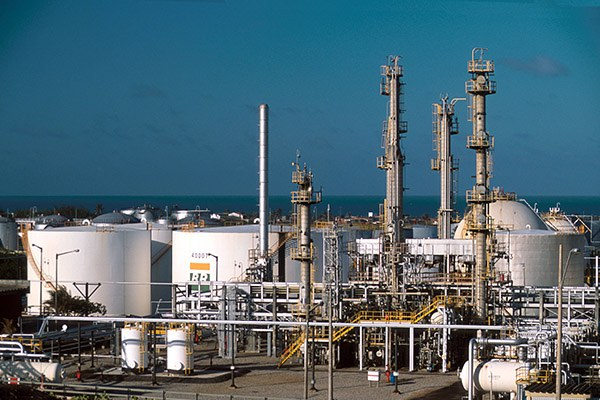 Empresa considera parceria em refino com a Petrobras