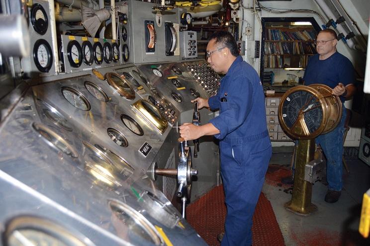 Vaga no setor marítimo para Condutor de Máquinas CDM