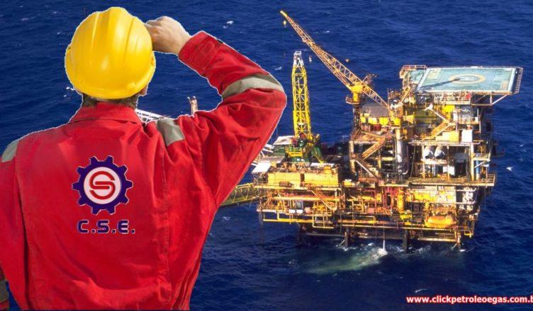 Vagas offshore CSE Ceará Paracuru